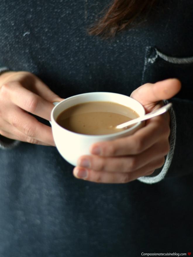Cocoa chai