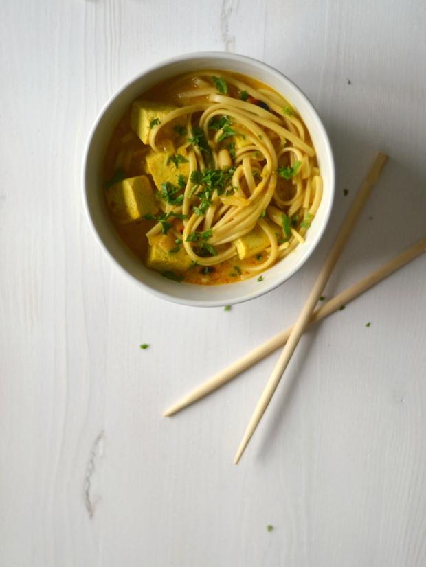 noodle curry