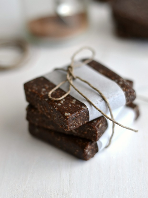 cocoa hemp bars