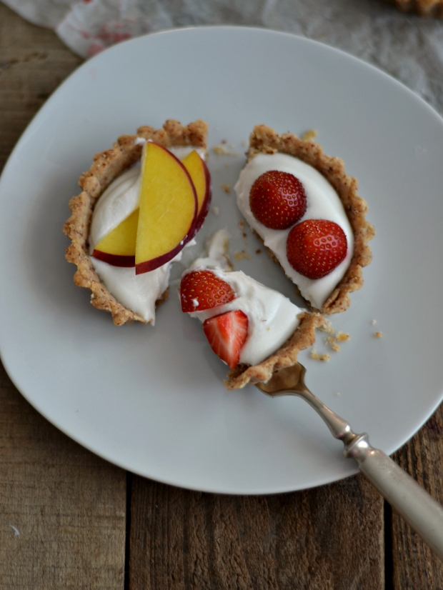 coconut whipped cream tart2