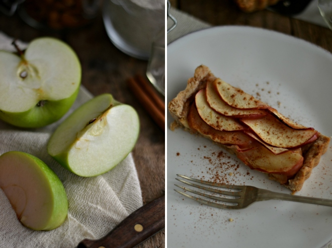 almond apple tart3