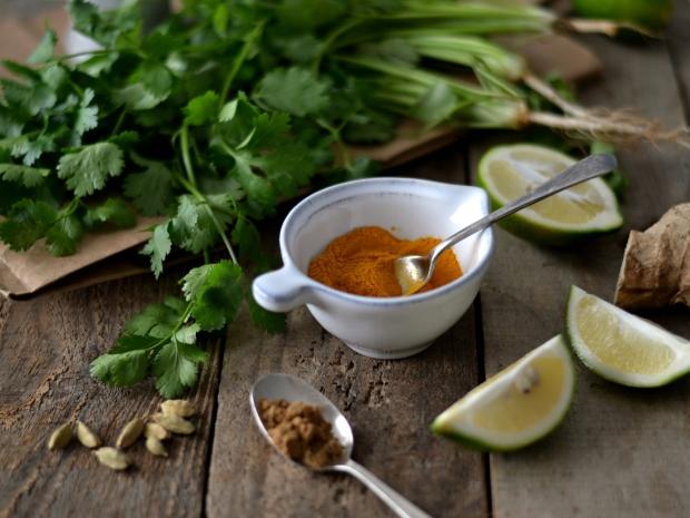 curry seasonings